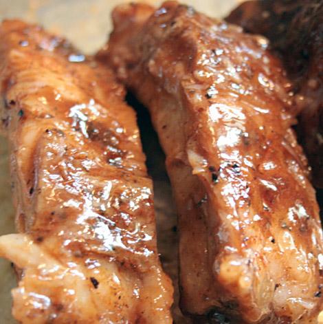 baked ribs