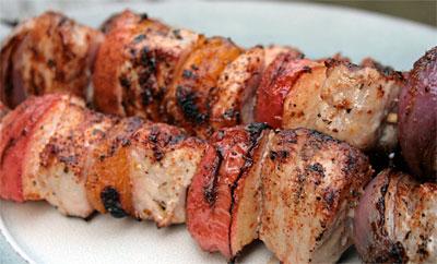 pork kabob